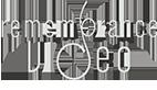 Remembrance Video Photo Logo